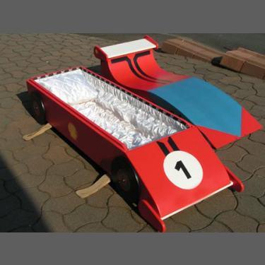 Kindersarg Formel 1