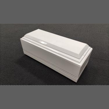 Modell: Föten Weiß 40cm