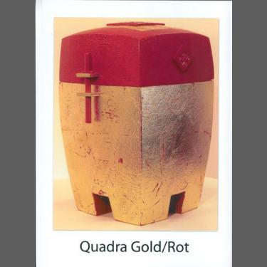 Quadra Blattgold/Rot Verfügbarkeit anfragen !!!