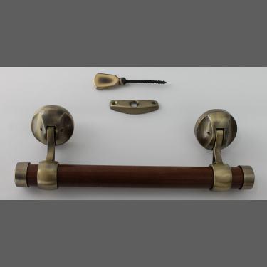 0143 Holz Nussbaum